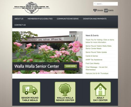 Walla Walla Senior Center