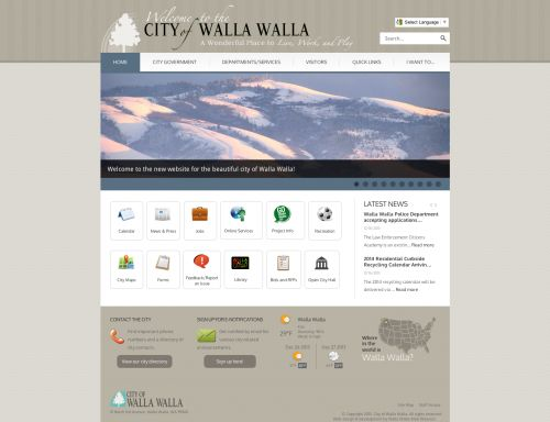 City of Walla Walla