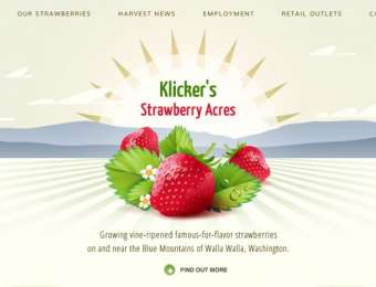 Klicker's Strawberry Acres
