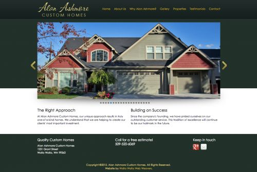Alan Ashmore Custom Homes