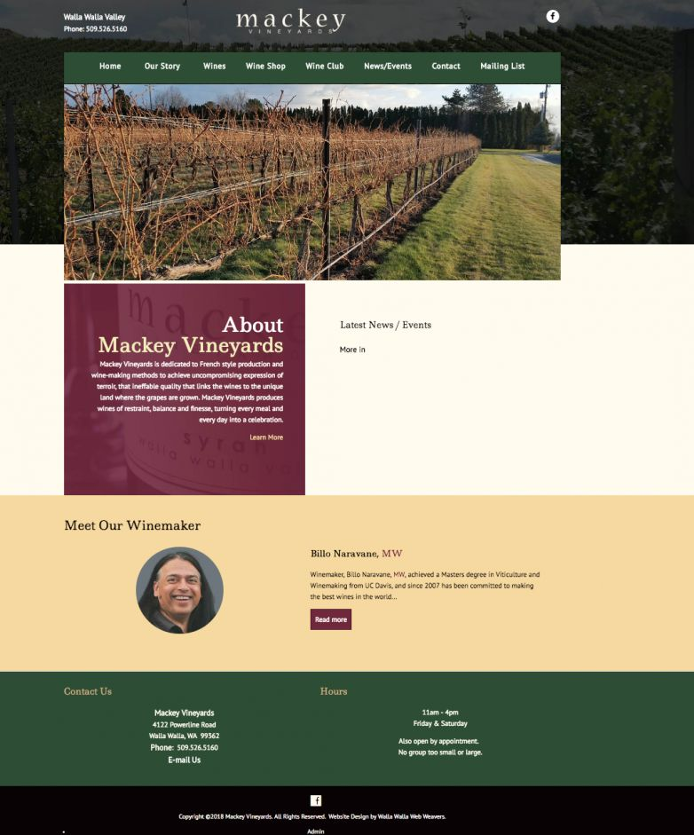 Mackey Vineyards
