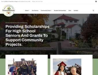 Milton-Freewater Area Foundation Website